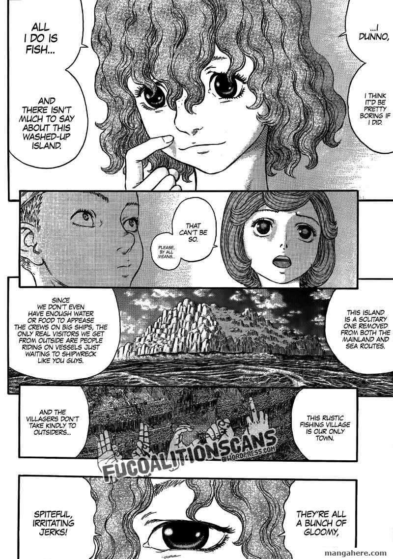 Berserk 313 Page 2
