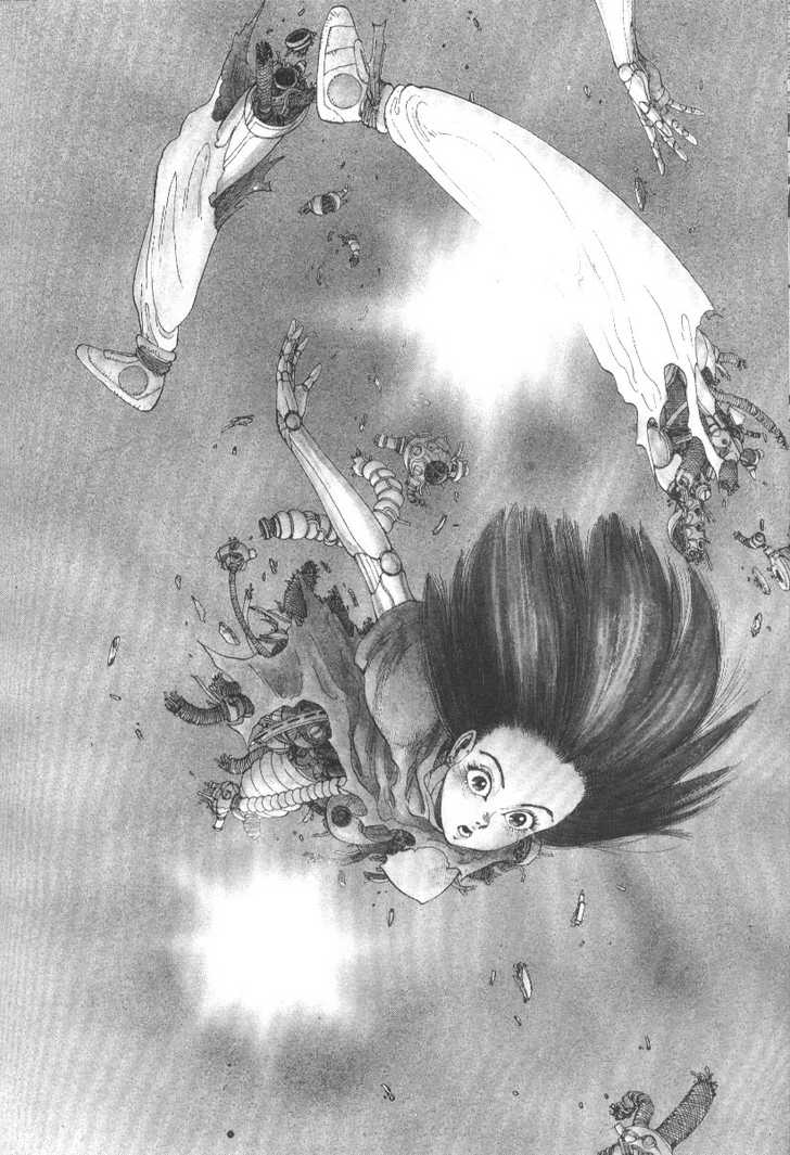 Battle Angel Alita 3 Page 2