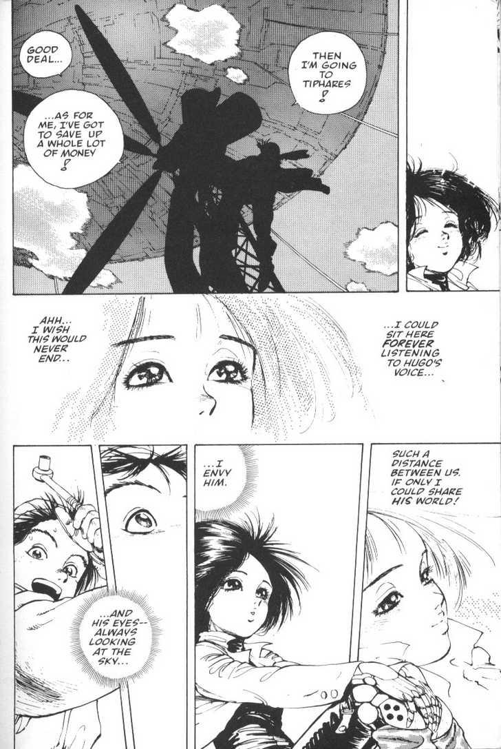 Battle Angel Alita 2 Page 3