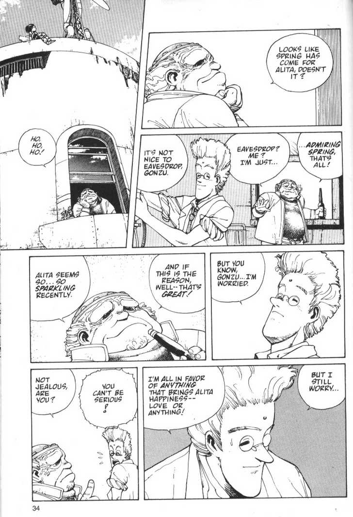 Battle Angel Alita 2 Page 4