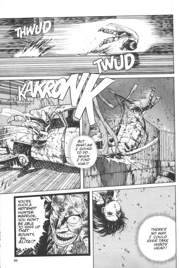 Battle Angel Alita 3 Page 3