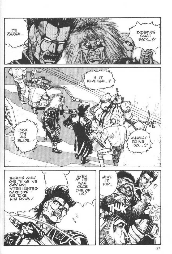 Battle Angel Alita 2 Page 2