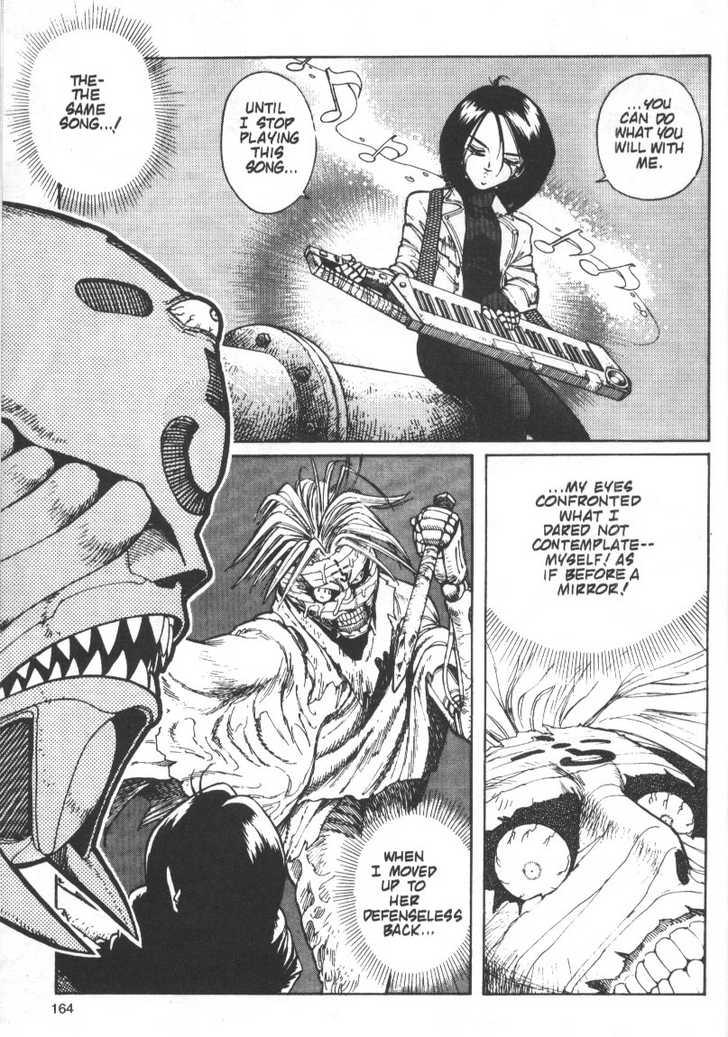 Battle Angel Alita 6 Page 4