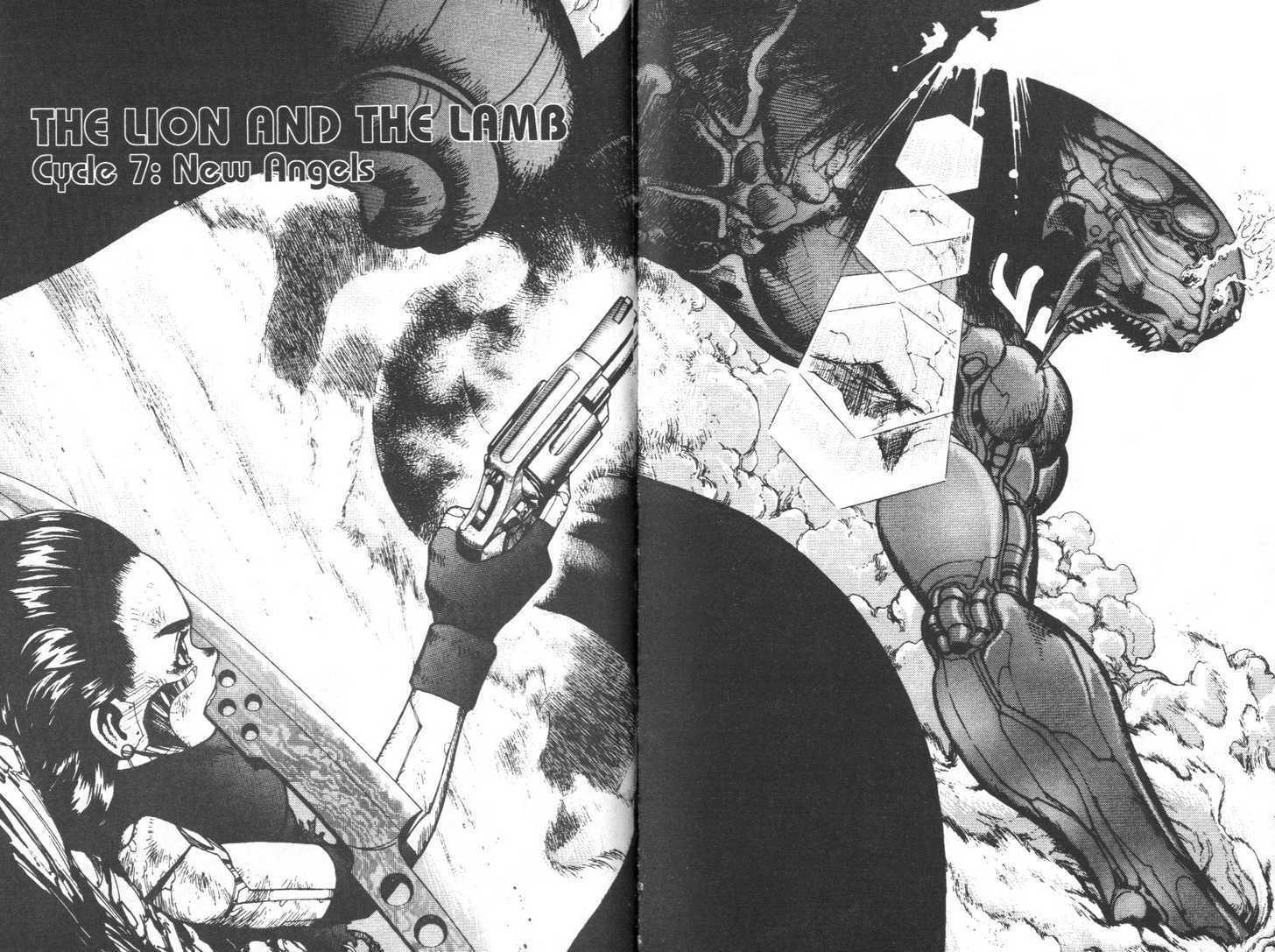 Battle Angel Alita 7 Page 2