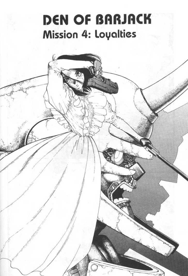 Battle Angel Alita 4 Page 1