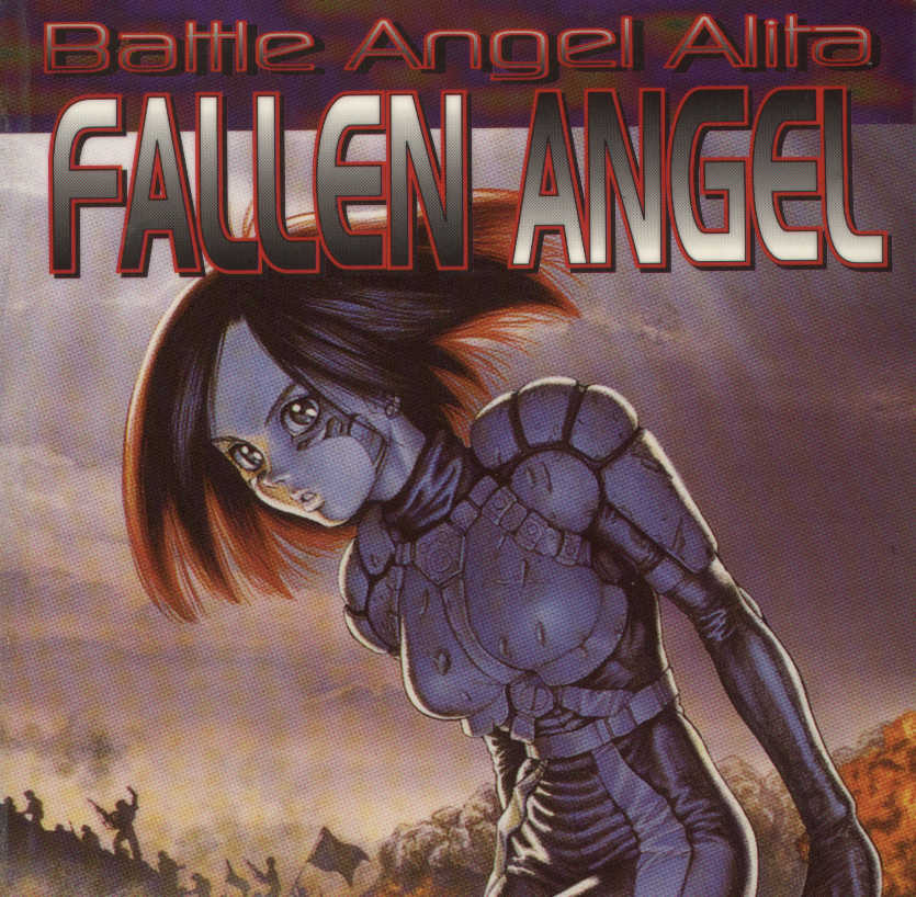 Battle Angel Alita 1 Page 1