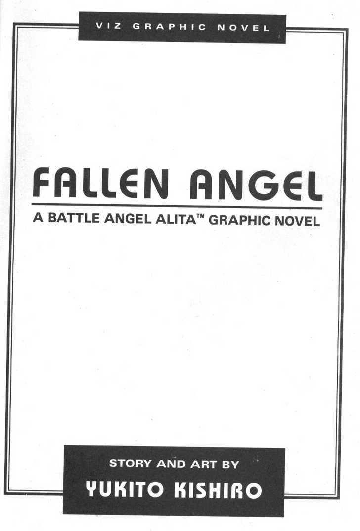 Battle Angel Alita 1 Page 2