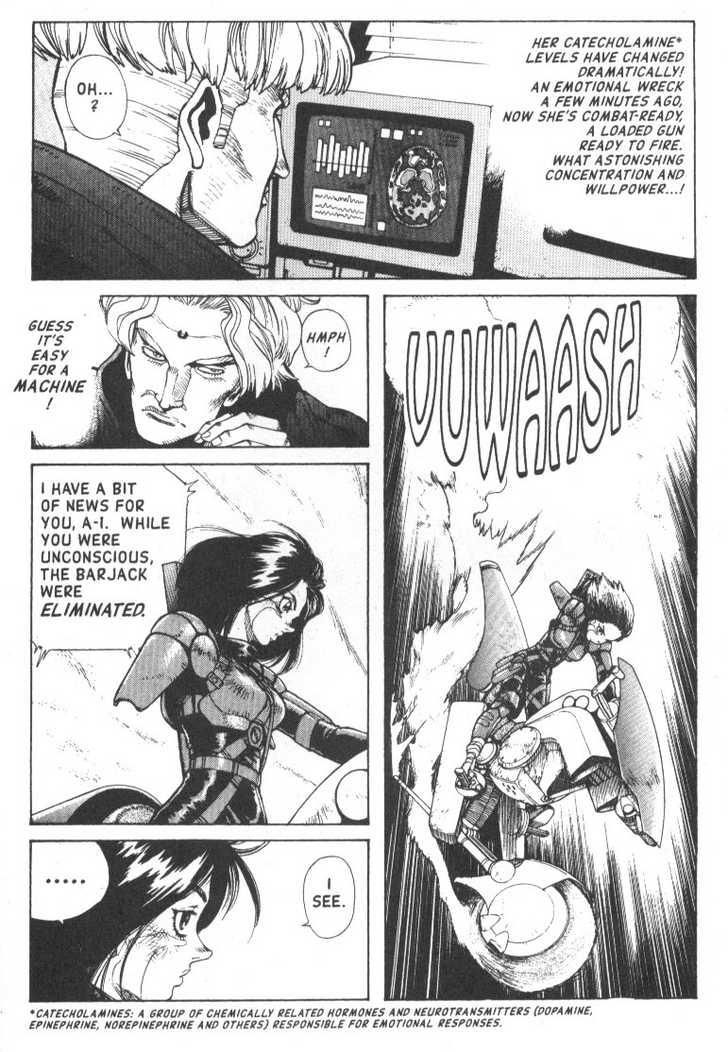Battle Angel Alita 6 Page 3