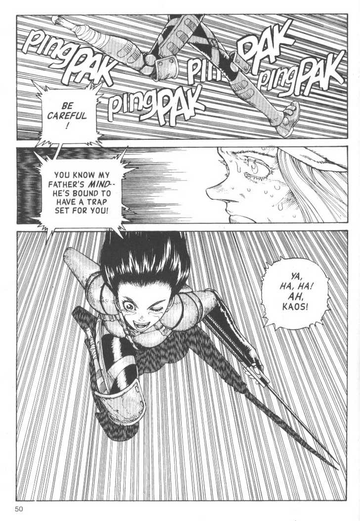 Battle Angel Alita 2 Page 2