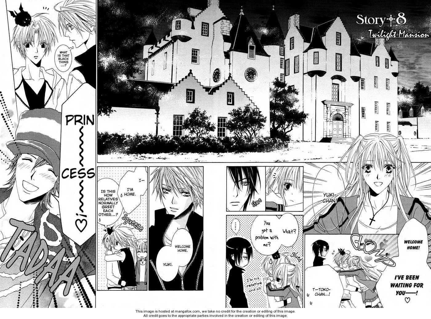 Uragiri wa Boku no Namae wo Shitteiru 8 Page 3