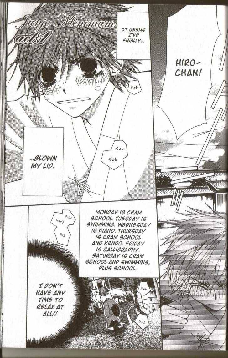 Junjou Romantica 20 Page 2