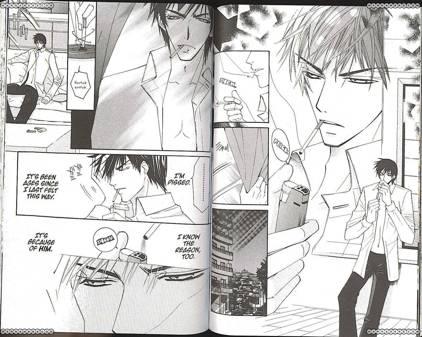 Junjou Romantica 25 Page 2