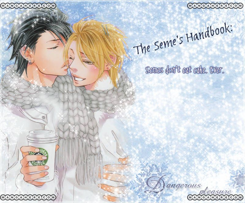 Junjou Romantica 36 Page 1