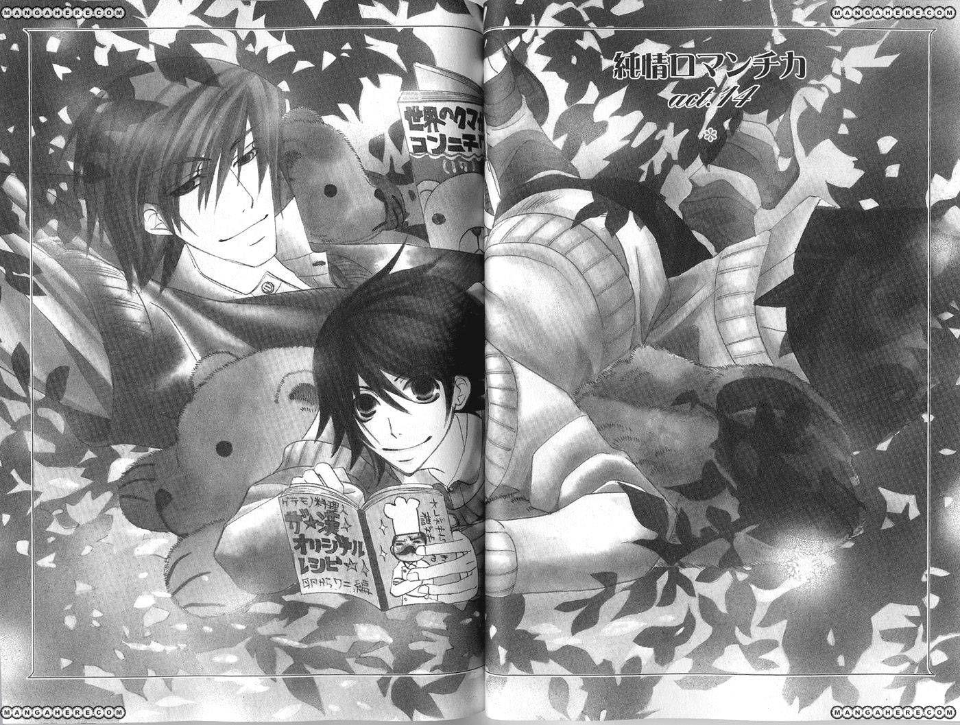 Junjou Romantica 40 Page 2