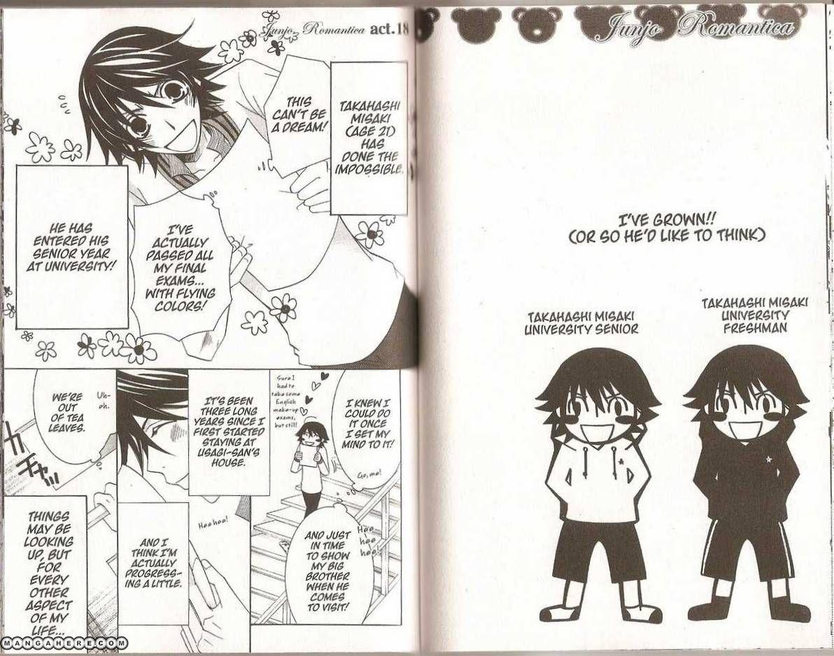Junjou Romantica 47 Page 1