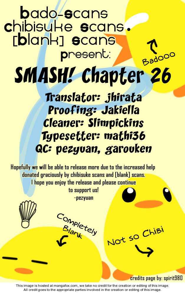 Smash! 26 Page 1