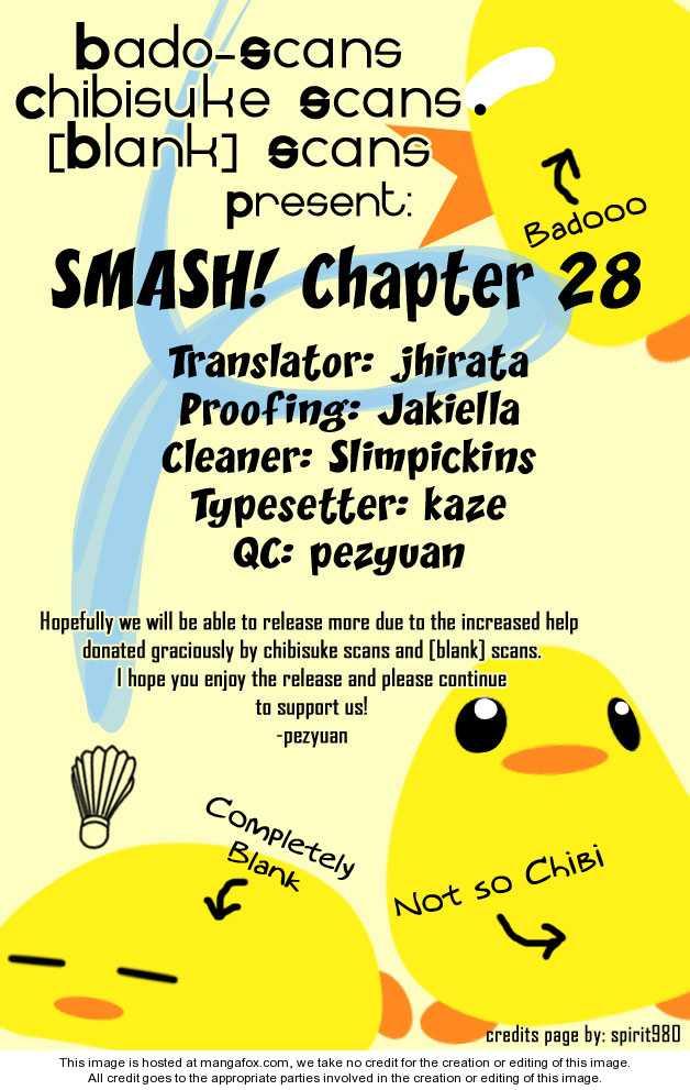 Smash! 28 Page 1
