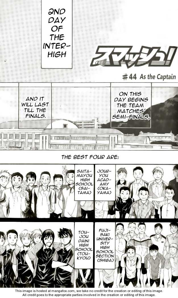 Smash! 44 Page 1