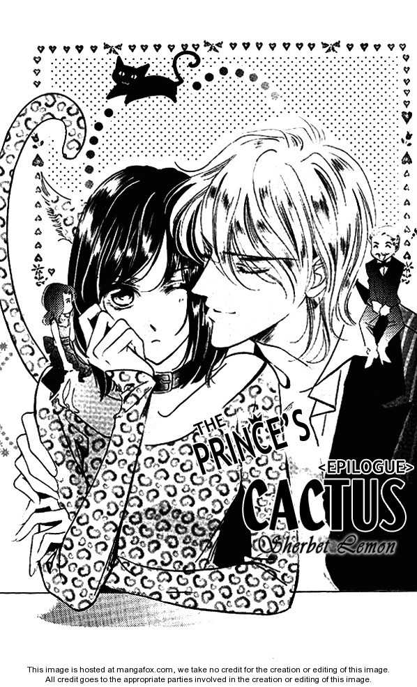 The Prince's Cactus 8.5 Page 1