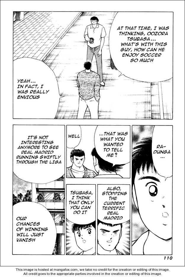 Captain Tsubasa Road to 2002 84 Page 2