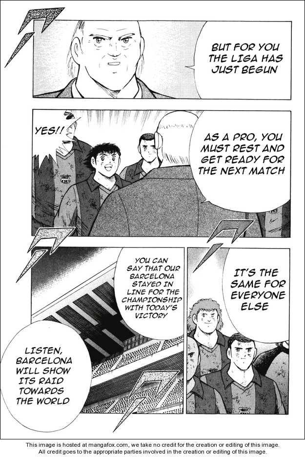 Captain Tsubasa Road to 2002 144 Page 3