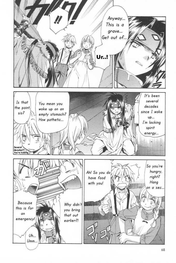 Chrono Crusade 10 Page 2