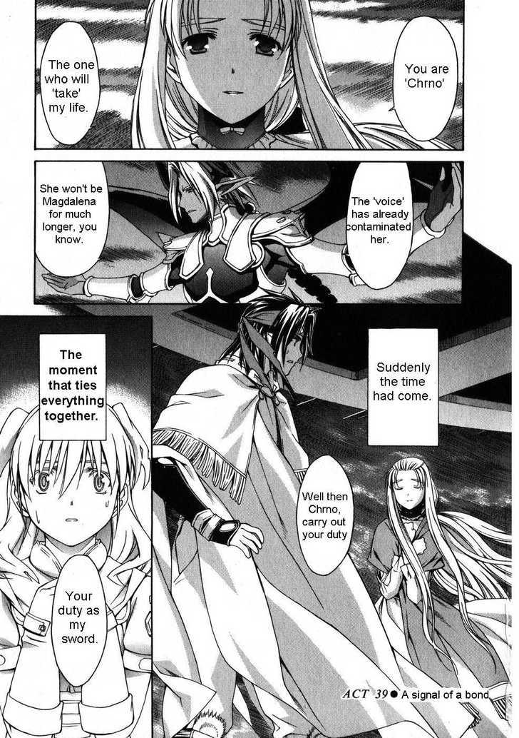 Chrono Crusade 39 Page 1