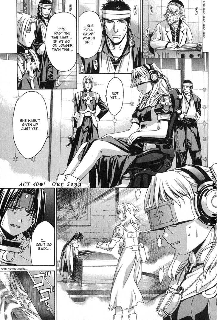 Chrono Crusade 40 Page 1