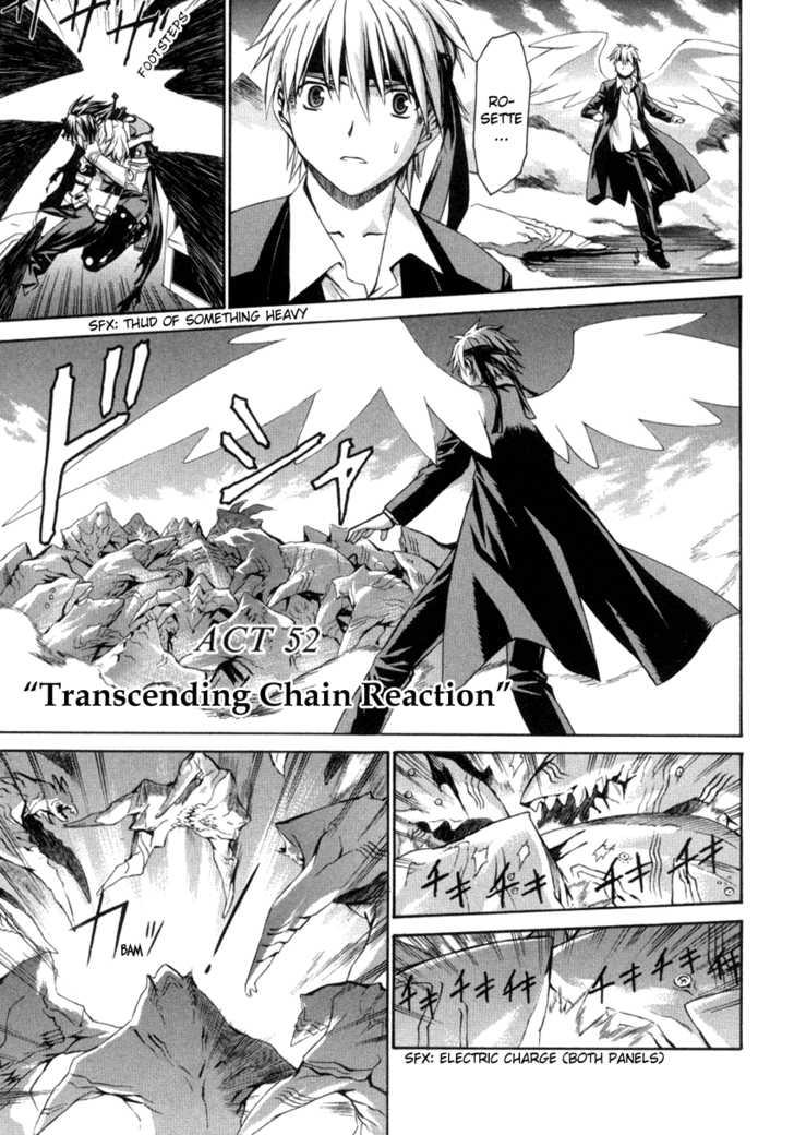 Chrono Crusade 52 Page 1