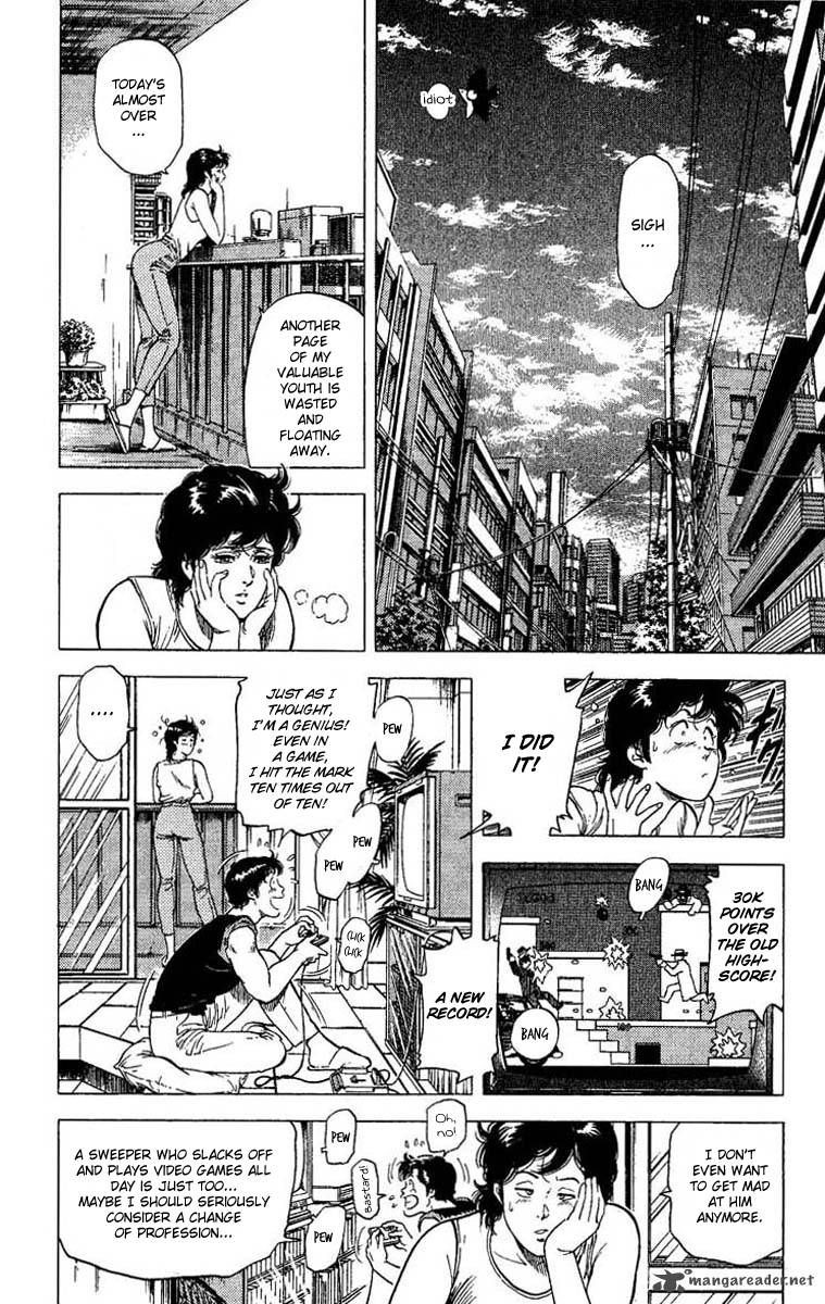 City Hunter 102 Page 1