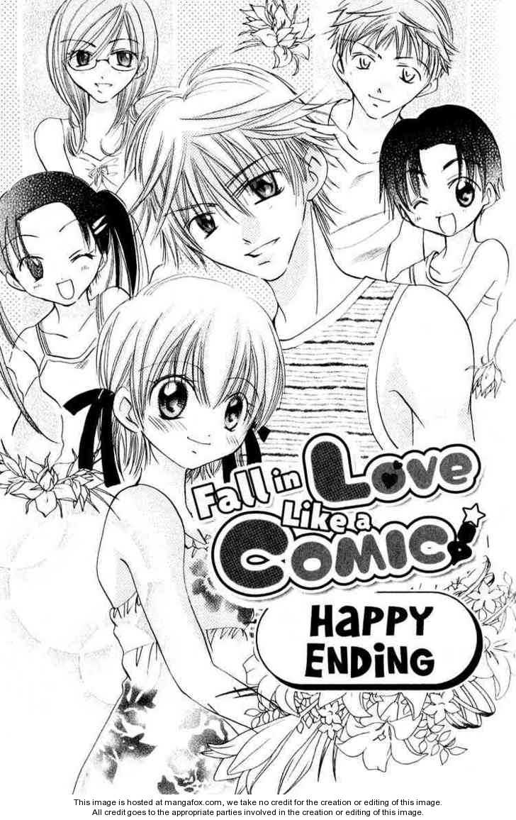 Fall in Love Like a Comic 8 Page 1