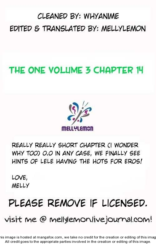 The One 14 Page 1