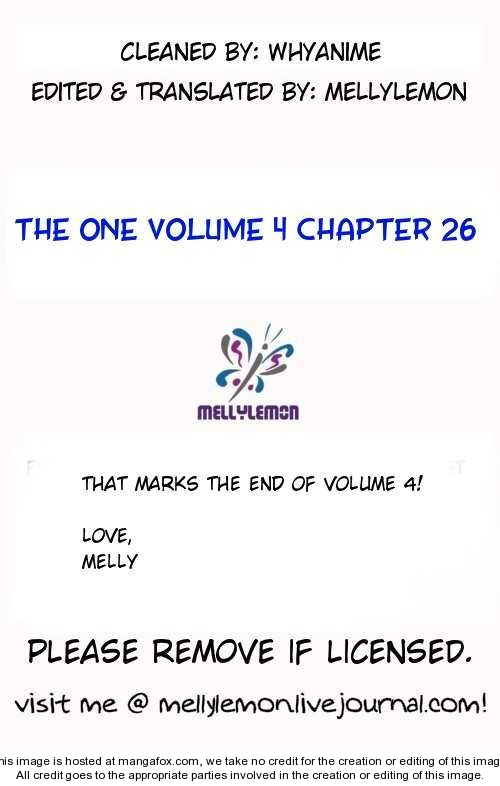 The One 26 Page 1