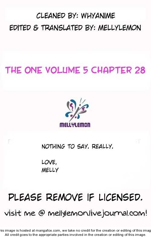 The One 28 Page 1