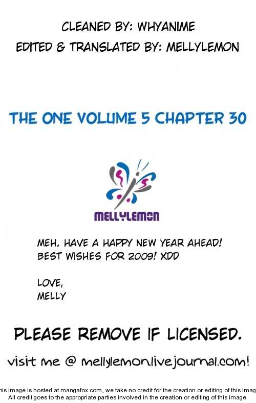 The One 30 Page 1
