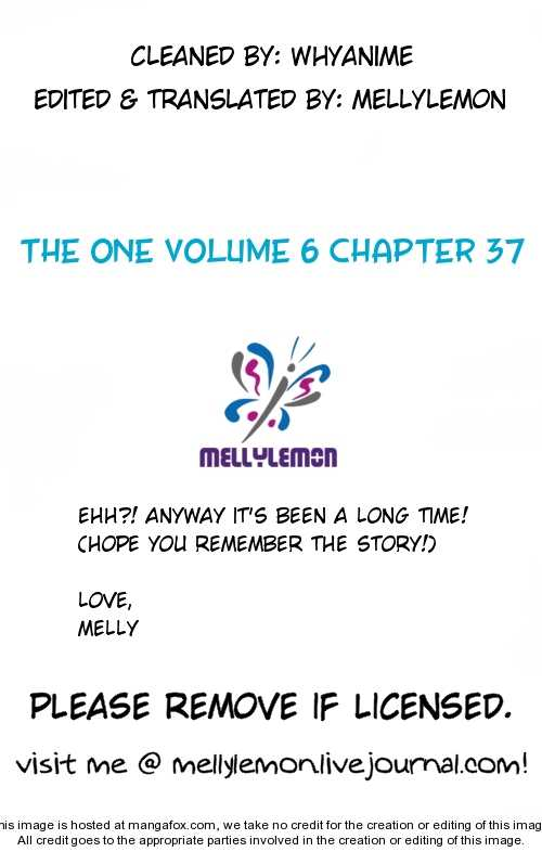 The One 37 Page 1