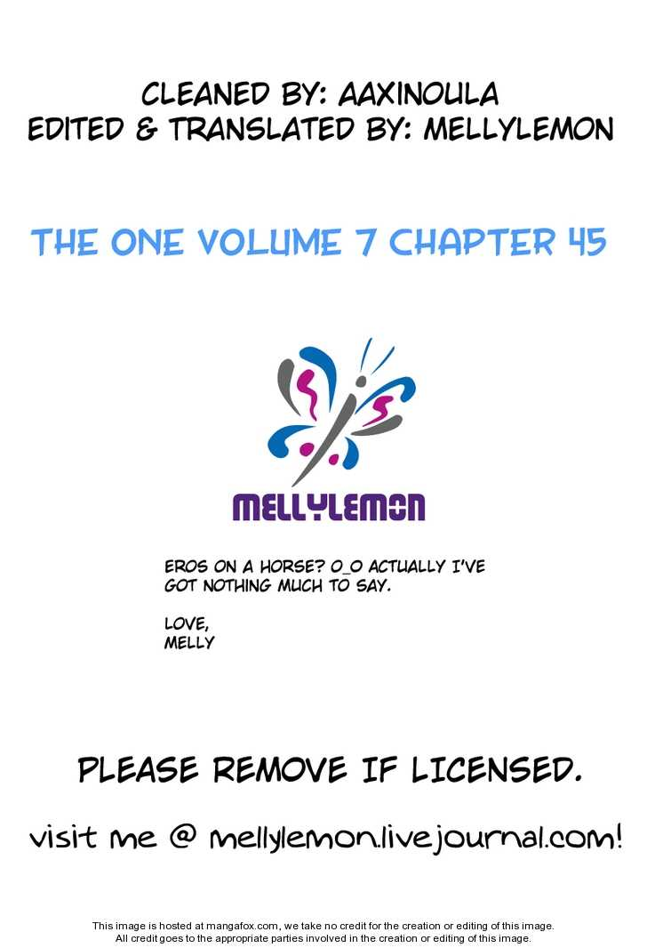 The One 45 Page 1