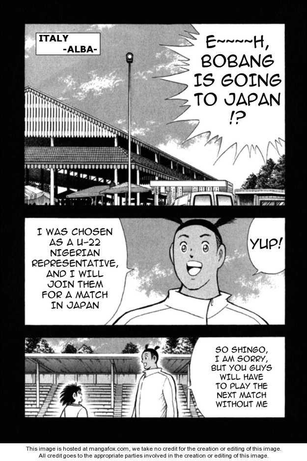 Captain Tsubasa Golden-23 28 Page 2