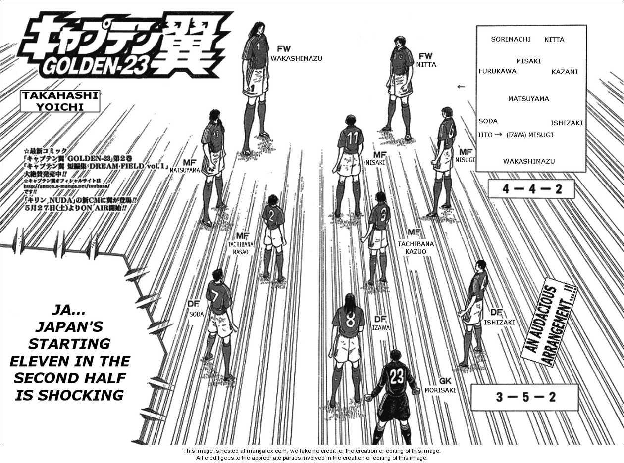 Captain Tsubasa Golden-23 29 Page 2