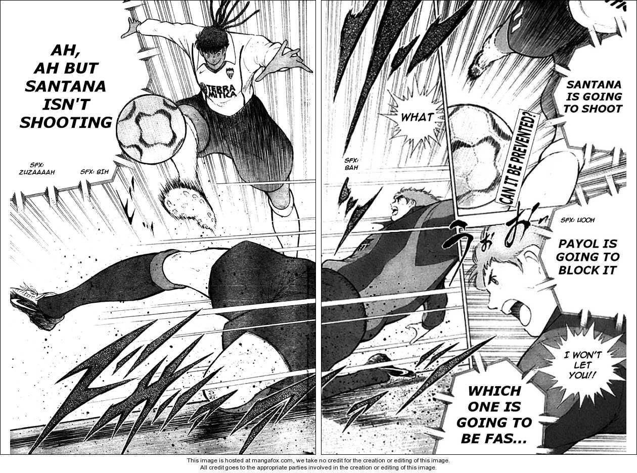 Captain Tsubasa Golden-23 61 Page 2