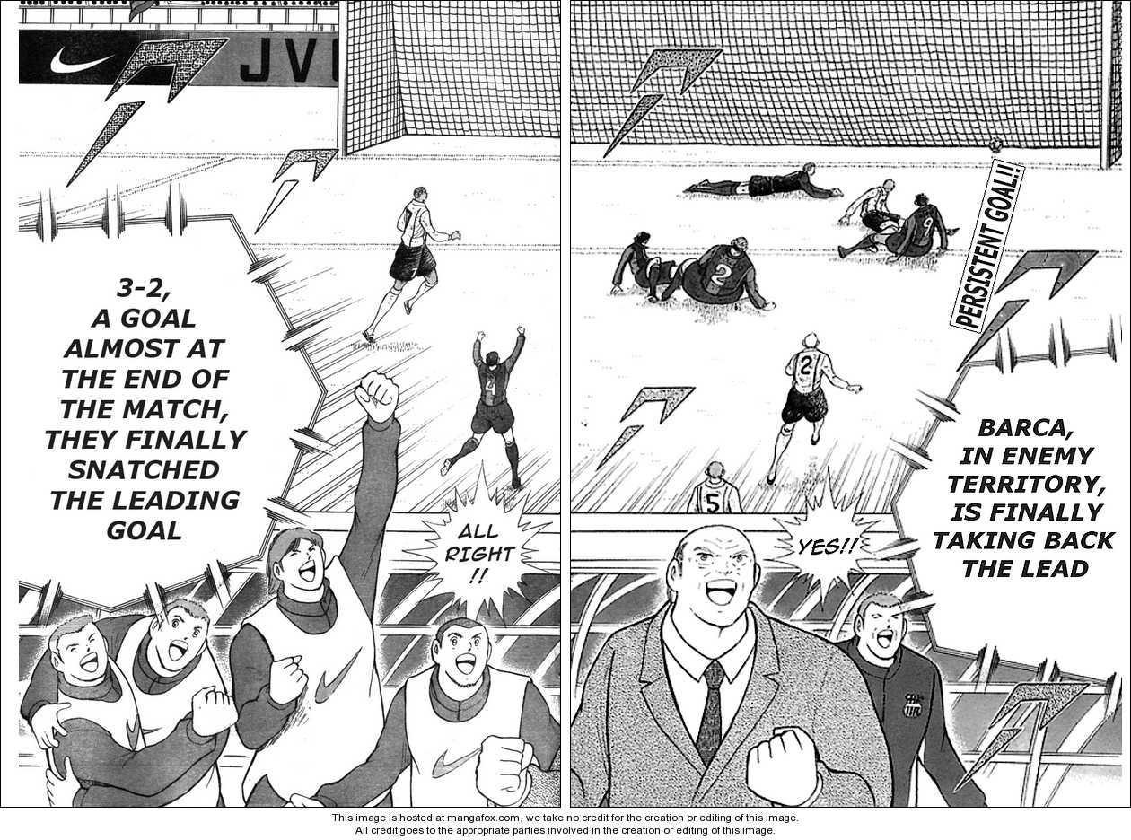 Captain Tsubasa Golden-23 67 Page 2