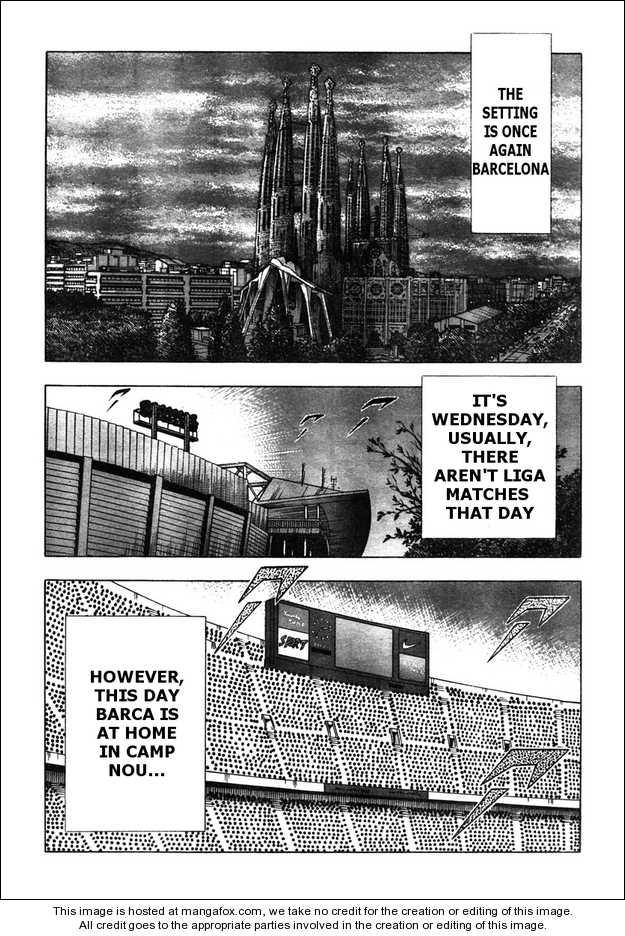 Captain Tsubasa Golden-23 73 Page 1