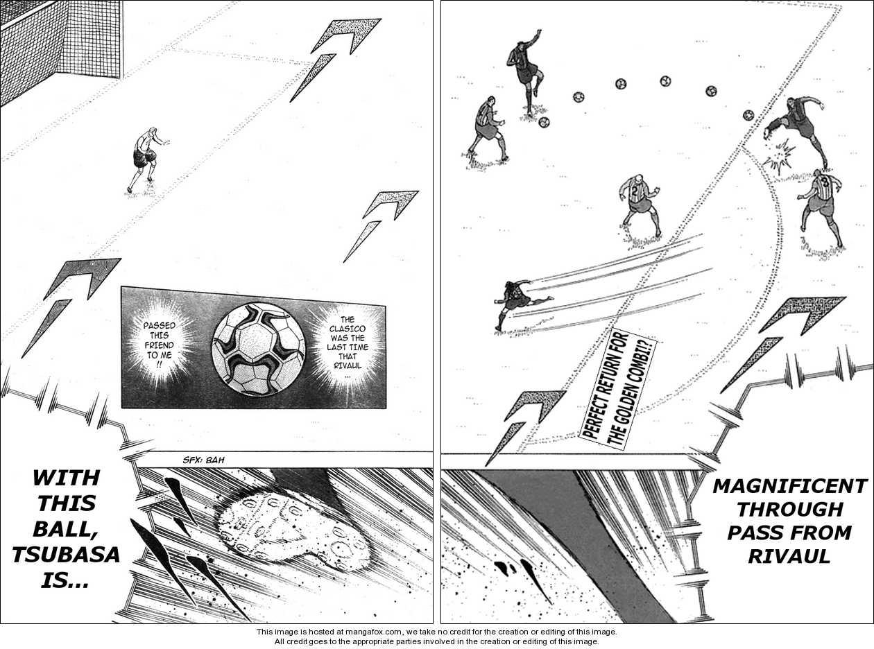 Captain Tsubasa Golden-23 76 Page 2