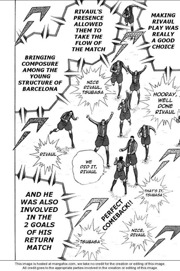 Captain Tsubasa Golden-23 77 Page 2