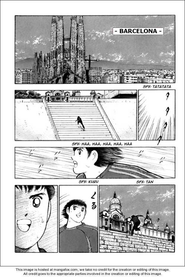 Captain Tsubasa Golden-23 110 Page 2