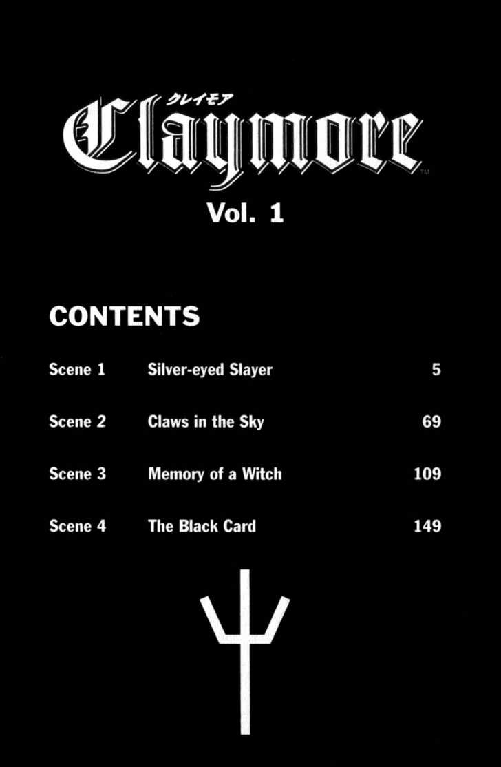Claymore 1 Page 4