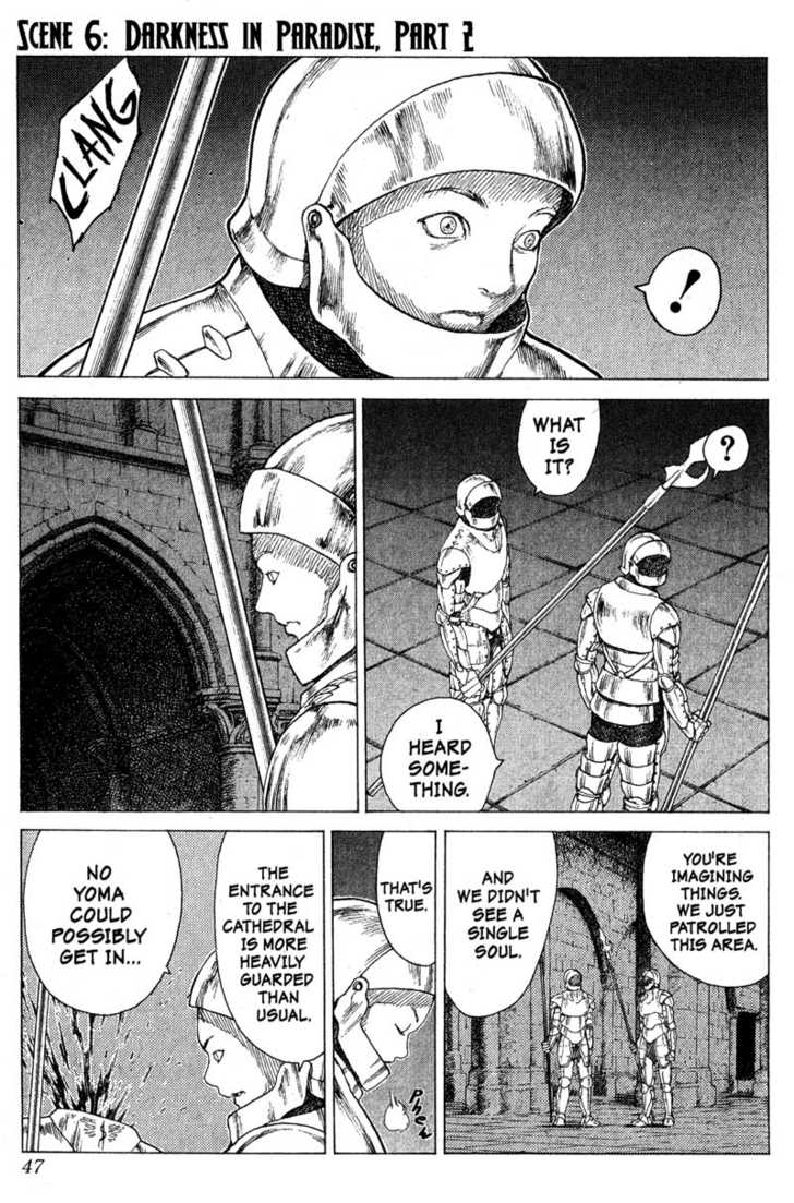 Claymore 6 Page 1