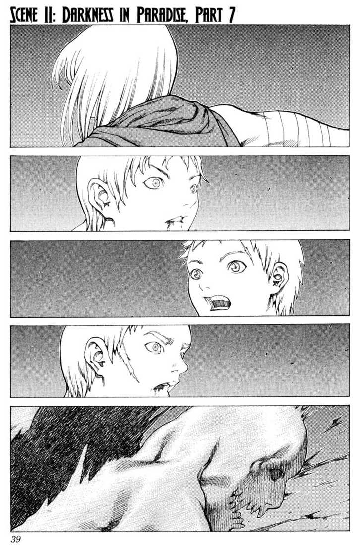 Claymore 11 Page 1