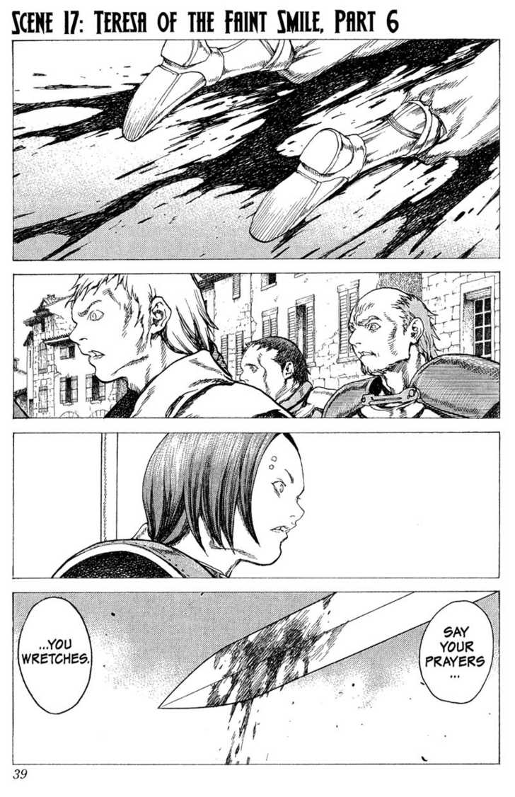 Claymore 17 Page 1
