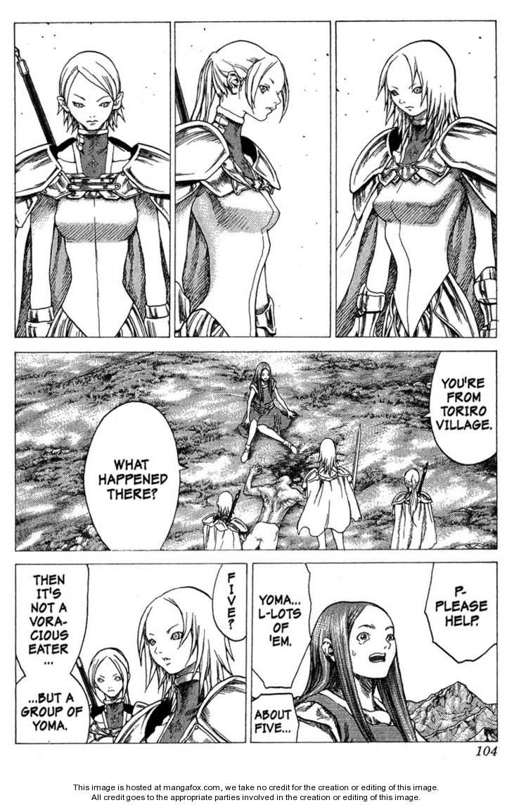 Claymore 25 Page 3